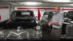 Музей машин в Лос-Анджелесе насчитывает более 300 раритетных автомобилей