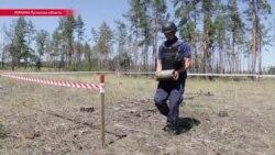 Как в Донбассе разминируют села