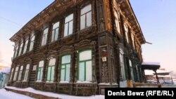 Дом, где жил Яков Юровский, руководивший расстрелом царской семьи