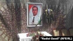 Похороны Рустама Убайдуллоева, 17 сентября 2019