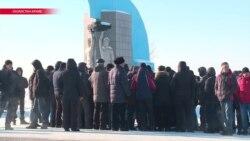 Карагандинские шахтеры добились увеличения зарплаты после забастовки