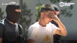 Как задерживали подозреваемого в убийстве фигуриста Дениса Тена