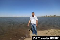 Бизнесмен Серик Сдыхов. Село Коптогай, Атырауская область, 4 мая 2021 года