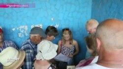 """""""ДНР"""": очереди на блокпостах"""