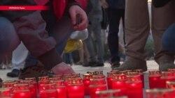 В Киеве вспоминают погибших журналистов