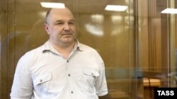 Геннадий Кравцов в зале суда