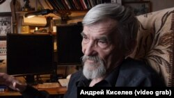 Историк-краевед Юрий Дмитриев, открывший массовые захоронения в Сандармохе