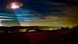 Детали: доклад Пентагона об НЛО