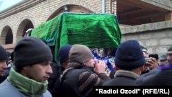 Похороны Вохидовой
