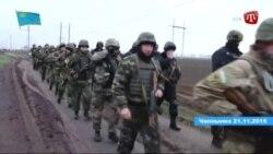 Блокада раздора: конфликт вокруг линии электропередач в Крым