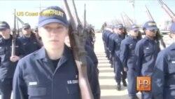 Как готовят американскую береговую охрану