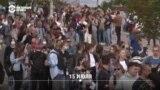 Как в Беларуси нарастали протесты против Лукашенко