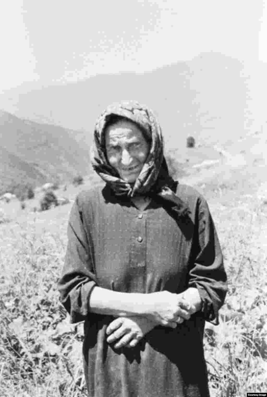 Жена пастуха