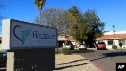 Частная клиника Hacienda HealthCare в Финиксе