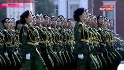 Парад и демонстрация на 60 тыс. человек: в Таджикистане отмечают 25 лет независимости