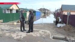 Власти Казахстана обвинили граждан в наводнении в Алматинской области