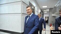 Виктор Янукович в Ростовском суде