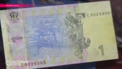 Одесский художник протестует против денег, рисуя на купюрах картины