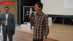 Руслан Салимгареев, получивший 400 баллов на ЕГЭ, начал учебу в МГУ