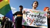 Ультраправые напали на участников Марша равенства в Харькове