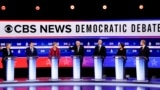 Америка: дебаты демократов