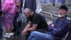 В Грузии отцы убитых подростков проводят голодовку с требованием справедливого суда
