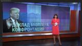 Итоги: доклад Мюллера – конфронтация