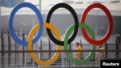 Рио-де-Жанейро: город ждет Олимпиаду