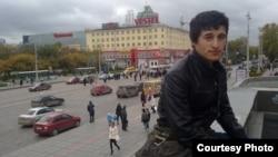 Фарид Давлатов, один из задержанных в Тюмени