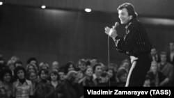 Карел Готт на гастролях в СССР, 1978 год