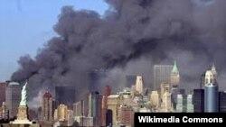 Нью-Йорк после теракта 11 сентября 2001 года