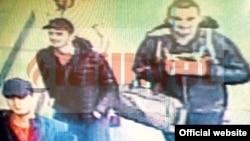 Фото предполагаемых террористов-смертников, опубликованных газетой Milliyet