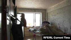 В квартире Алены Пархоменко