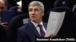 Артур Парфенчиков, губернатор Карелии