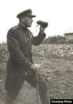 Александр Горбатов, 1944 год