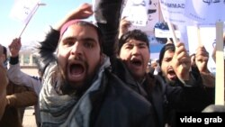 Митинг в Кабуле из-за публикации карикатур на пророка Мухаммеда