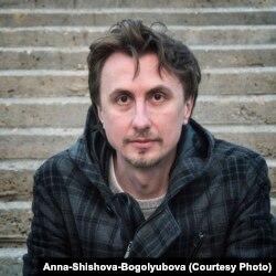 Дмитрий Боголюбов. Фото: Анна Шишова-Боголюбова