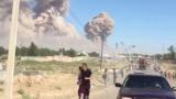 В воинской части на юге Казахстана – взрыв