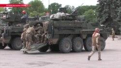 Военные рассказали об уязвимости НАТО на границе стран Балтии с Россией