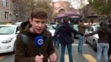 Протесты в Ереване против соглашения по Нагорному Карабаху