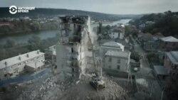 Пятое время года: советские многоэтажки и халатность