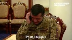 """Андрей Гречанов звонит матери после четырех месяцев в плену """"ДНР"""""""