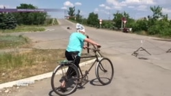 Украина заблокировала траспортно-дорожнное сообщенние в зоне конфликта
