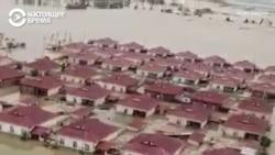 В Узбекистане прорвало дамбу Сардобинского водохранилища: как это было