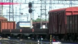 Железнодорожный узел: Казахстан на две станции в России, Россия на одну остановку — в Казахстане