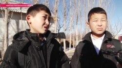 10 км в день до школы и обратно: как дети в Кыргызстане добираются на занятия