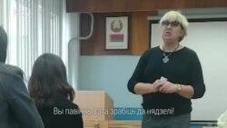 """""""Вы должны это сделать!"""" Куратор университета в Беларуси требует, чтобы студенты досрочно голосовали на выборах"""