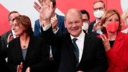 """Америка: Итоги выборов в Германии. """"Талибан"""" вернул казни"""