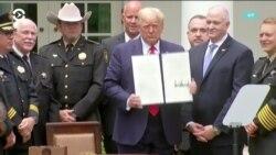 Америка: реформа полиции в США и прорыв в лечении COVID-19