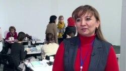 Как в Кыргызстане учат зарабатывать женщин в сложной ситуации